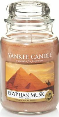 Yankee Candle Out of Africa Collection - Egyptian Musk Large Jar