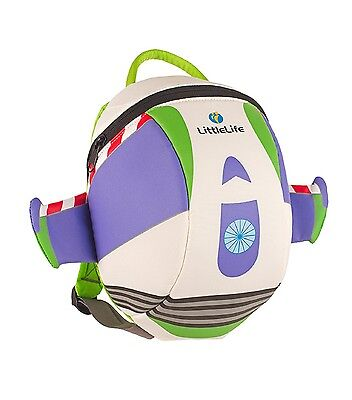 LittleLife Disney Buzz Lightyear Toy Story Kids Child Daysack 3-5 Years Backpack