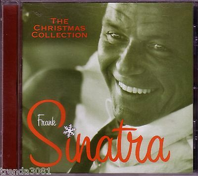 FRANK SINATRA Christmas Collection CD Classic 50s OLD FASHIONED WHITE CHRISTMAS
