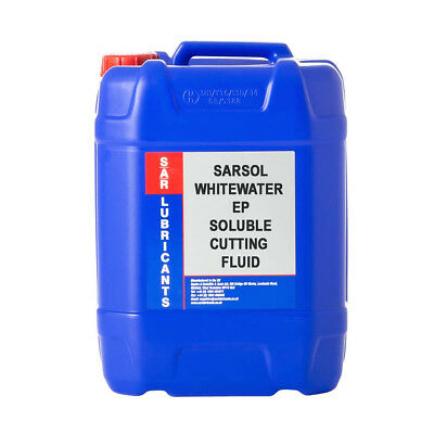 Soluble Cutting Fluid   Cutting Oil   White Water Coolant   Boron Free   20L
