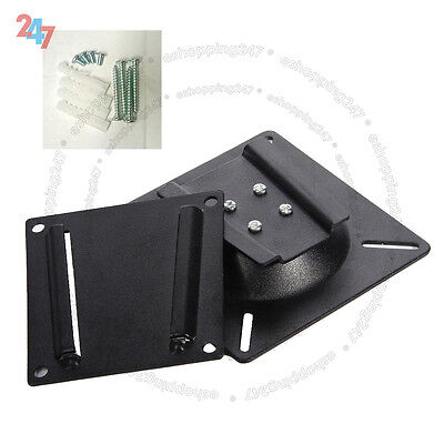 Flat TV Monitor Wall Mount Bracket VESA 75X75 100x100 most 10 TO 30 INCH