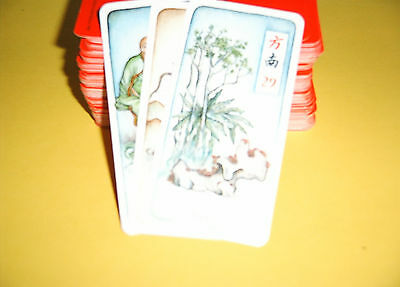 One question answer by China-Tarot, Mah Jong Oracle and I GING wishdom book