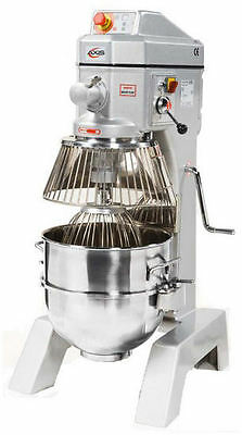 Axis AX-M40 Commercial 40QT General Purpose Planetary Kitchen Mixer NEW+WARRANTY