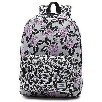 88d118b60ab8 Vans Off The Wall Deana Eley Kishimoto Living Art Backpack Bookbag New NWT