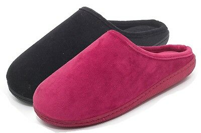 Wholesale Lot of 30prs LADIES INDOOR SLIPPERS, VELVET CLOG, Only $3.00 ea