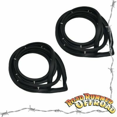 GQ Nissan Patrol Maverick DA 1987 to 1998 Front Door seal kit left and Right New