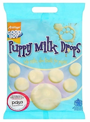 Good Boy Puppy Milk Drops Safe Chocolate Treats for Dogs & Puppies Armitage 125g