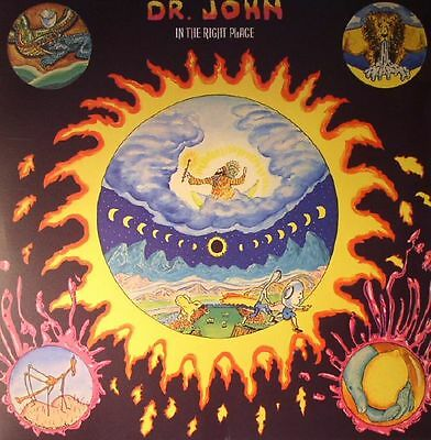 DR JOHN - In The Right Place - Vinyl (LP)