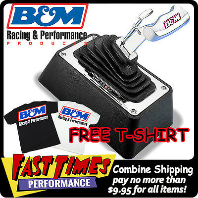 B&M Star Shifter 3 Speed Automatic Gm Ford Chrysler Chevy, Detent or Ratchet