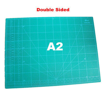 New A2 Self Healing Large Thick Cutting Mat Craft Quilting Scrapbooking