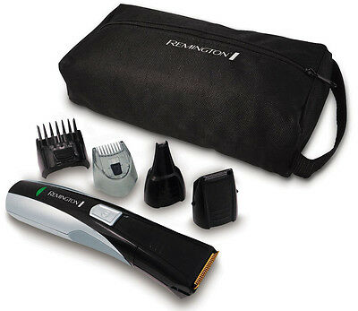 REMINGTON PG340 All-in-One Kit Mens Personal Trimmer Clipper Shaver BRAND NEW