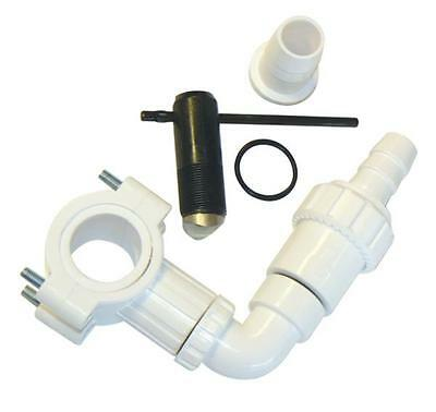 WASHING MACHINE SELF Cut Plumbing Out Kit For 40mm & 32mm Waste Pipe