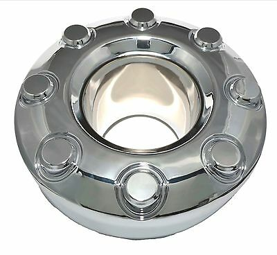 NEW 2005-2018 Ford F-350 F350 Dually 4x4 Open Front Wheel Chrome Center Hub Cap