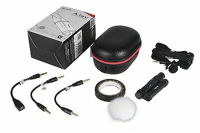 Aputure A.lav Omni-Directional Lavalier Microphone For Smart Phone & Table PC