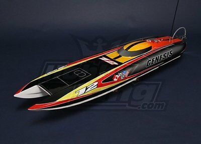 RC Genesis Offshore Brushless RC Twin Hull (1045mm)
