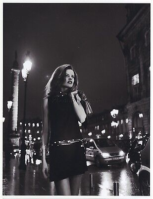 Photo de Mode by Steven Lyon Paris Tirage original Grand format 26,5x34 cm