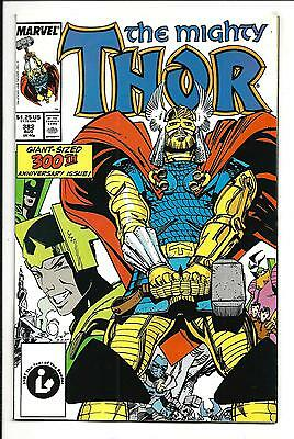 THOR 382 (300th GIANT-SIZED ANNIVERSARY ISSUE, AUG 1987), NM