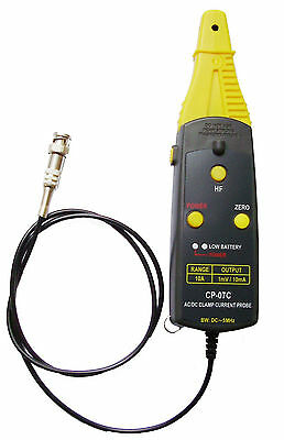 CP-07C AC/DC Current Clamp Probe,5MHz,10A