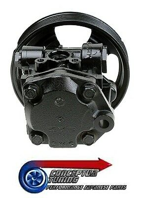Replacement PAS Power Steer Pump- For JDM Import V35 350GT Skyline VQ35DE