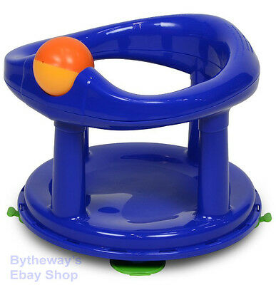 Safety 1st Swivel Bath Seat - Primary (Blue) *BRAND NEW*