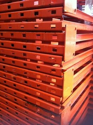 War 484 Used Redirack Frame - £28.00Each + Vat (Shelving / Pallet Racking )