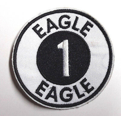 """Space:1999  Eagle 1 Spaceship 3"""" Uniform Patch-USA Mailed(SPPA-1916)"""