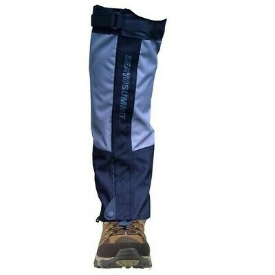 Sea to Summit Overland Gaiters Lightweight Nylon Leg Protection Hiking Bush Walk
