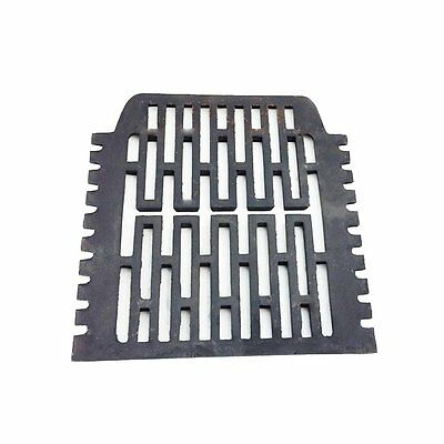 Gercross Bottom Fire Grate for a 16 Inch Fireplace Opening