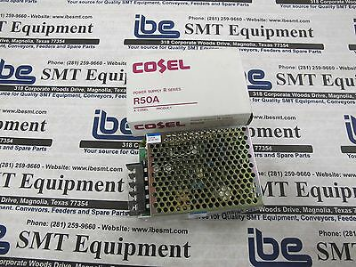 NEW Cosel 12V DC Power Supply R50A-12