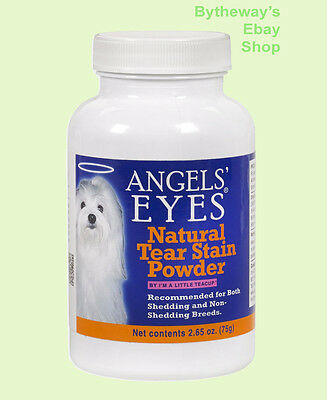 Angels Eyes Chicken Formula Tear-Stain Remover for Dogs (75 g) *BRAND NEW*