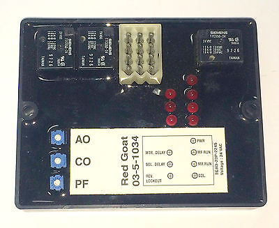 Red Goat Disposers Control Module 03-5-1034 for Model RAC2