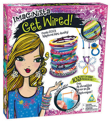 Orb Factory 66925 - Imaginista - Armreifen-Set Get Wired!