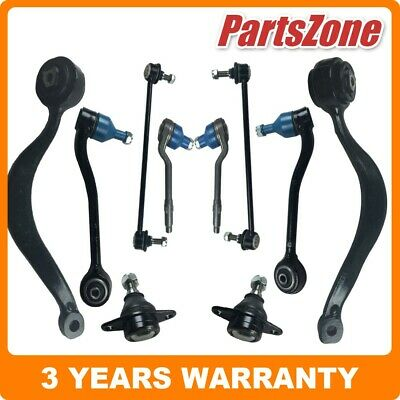 New Front Suspension Control Arm Kit 10pcs Fit for BMW E53 X5 00-06 Left Right