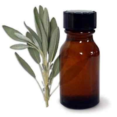 Sage 100% Essential Oil 1/2 once Wisdom, Protection, Purification, Balance