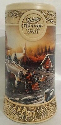 Miller beer stein birth of a nation first in a series Ducks unlimited Brazil