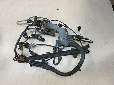 engine wire wiring harness bmw e46 330ci 330i 2002 02 • 73 90 2001 2003 bmw e46 325 330 engine wire wiring harness oem 12517513554