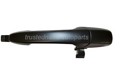 fits Mazda 5 Outside Exterior Sliding Door Handle Driver Side Primed Black
