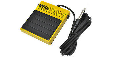 KORG PS-1 Universal Sustain Pedal / Footswtich Free Shipping Worldwide
