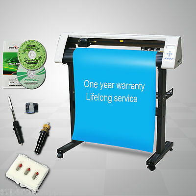 Signmaking 24 In Vinyl Cutter Cutting Plotter With Artcut2009 Software