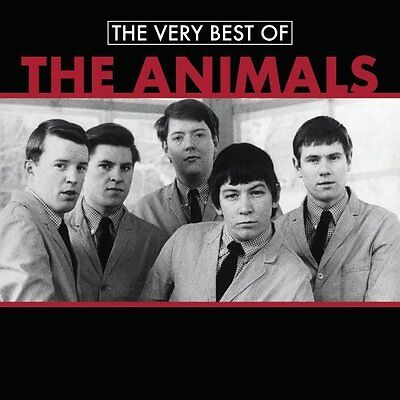 8 SOLD The Very Best Of The Animals - CD - New! FREE SHIPPING!