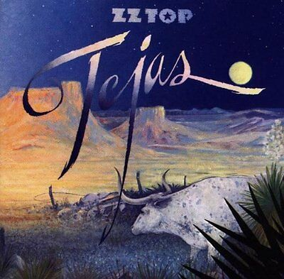 10 SOLD ZZ Top - Tejas - CD - Brand New!! Sealed!! FREE SHIPPING!!