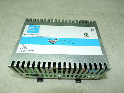 AUTOMATION PS24-150D SWITCHING POWER SUPPLY 24 VDC 150W 115/230VAC, 50/60 Tested