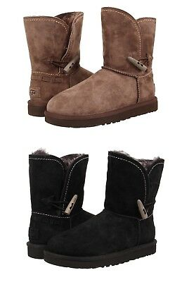 UGG Australia Women Meadow Ankle Boots NEW Winter Snow Comfort Boots