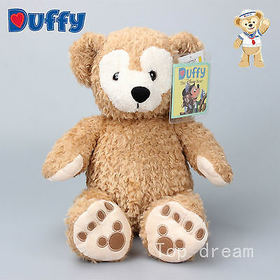 New Duffy Bear Plush Toy Soft Stuffed Animal Doll Teddy 12'' Collectible Gift