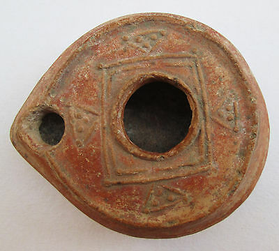 Oil Lamp Archaeology Found In Palestine