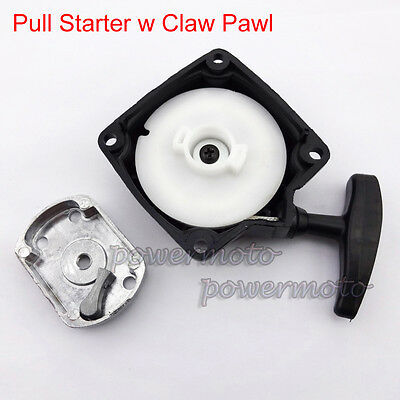 2 Stroke 33 36cc 43cc 49cc Engine Goped Gsmoon Scooter Pull Starter w Claw Pawl
