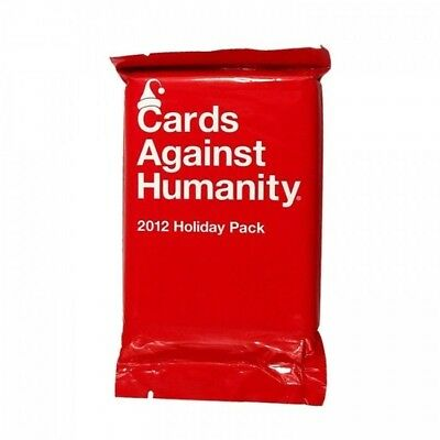 Cards Against Humanity 2012 Holiday Christmas Expansion Pack Brand New Australia