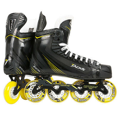 New Ccm Tacks 3R52 Inline Skates Size Junior