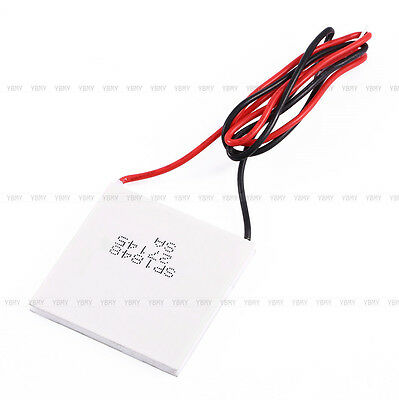 1Pcs Hot Thermoelectric Power Generator 150℃ High Temperature Peltier TEG Module
