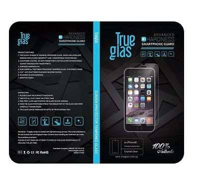 TRUEGLAS Tempered Glass Screen Protector For Apple iPhone 6S|6| 6s Plus | 6 Plus